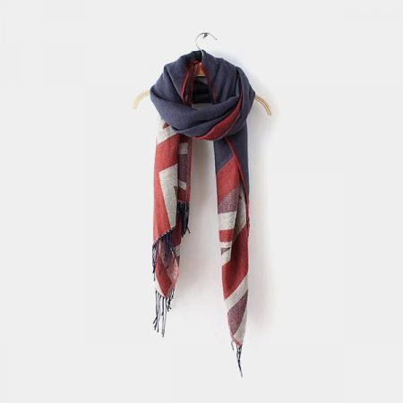 Richmond Check Scarf